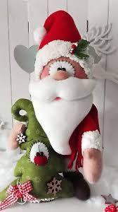 Resultado de imagen para pinterest natale feltro cosas de navidad