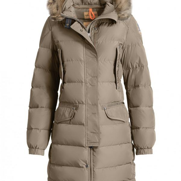 parajumpers harraseeket parka damen cappuccino. Black Bedroom Furniture Sets. Home Design Ideas