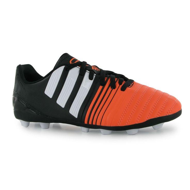 adidas | adidas Nitrocharge 4.0 FG Childrens Football Boots | Kids adidas Nitrocharge Football Boots