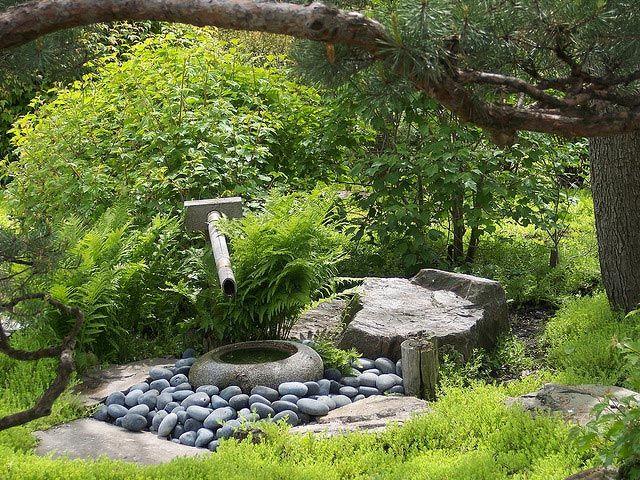 Les 25 meilleures id es de la cat gorie cr ation de jardin contemporain sur pinterest jardins Comment realiser un jardin zen