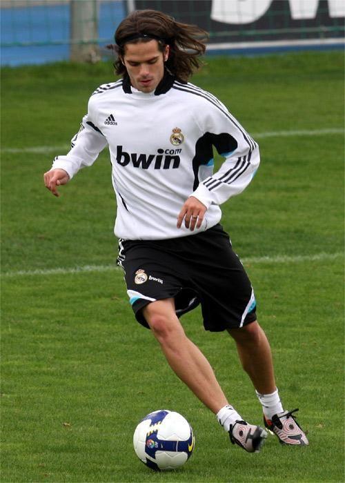 Fernando Gago en el Real Madrid
