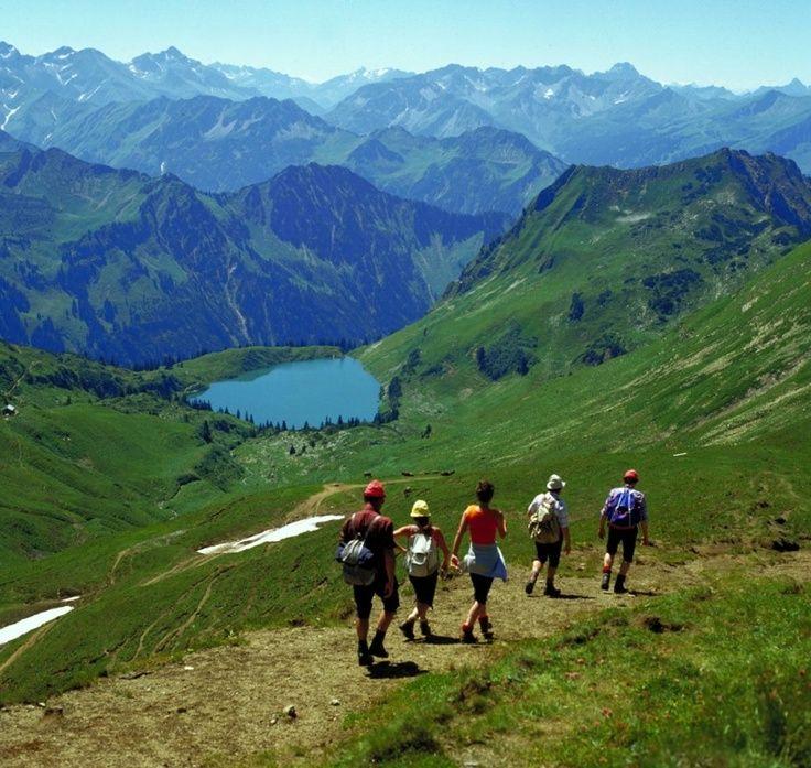 #Oberstdorf #Alpsee beautiful amazing