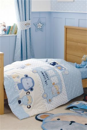 Buy Cheeky Monkey Quilt from the Next UK online shop
