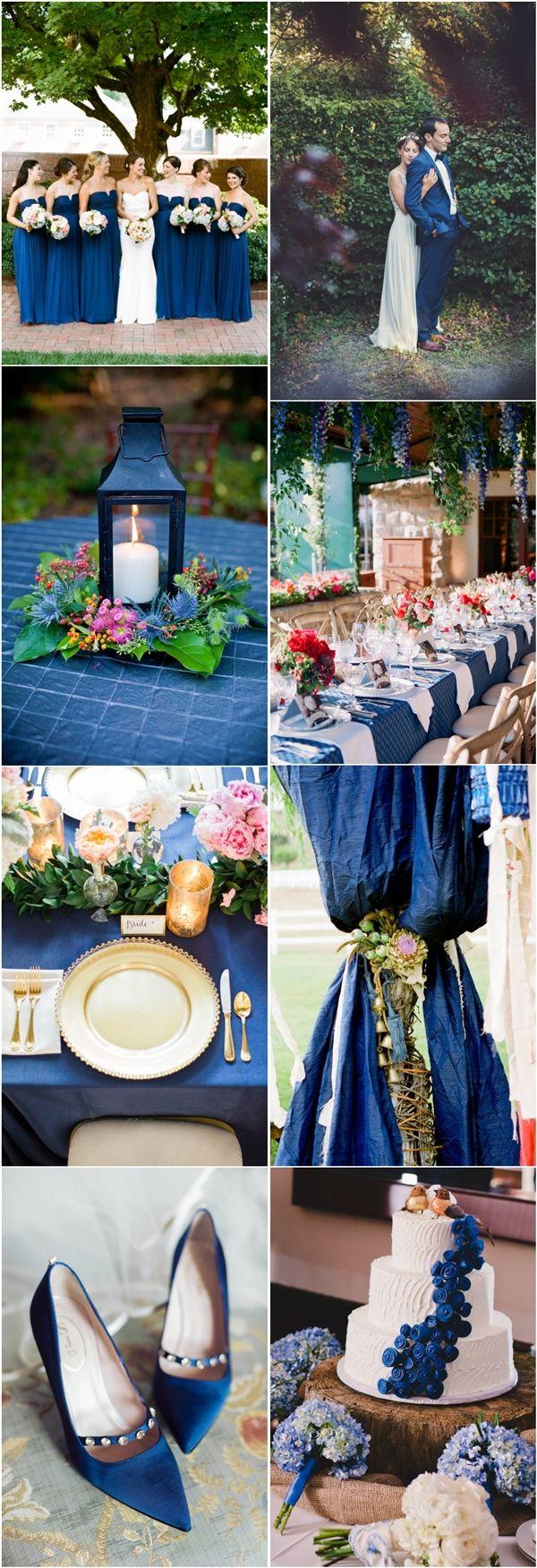 Snorkel Blue Wedding Color Ideas & Trends
