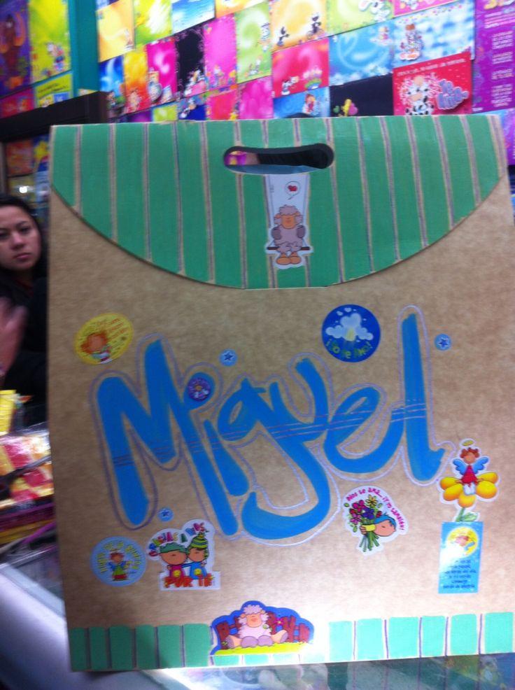 Caja angelito