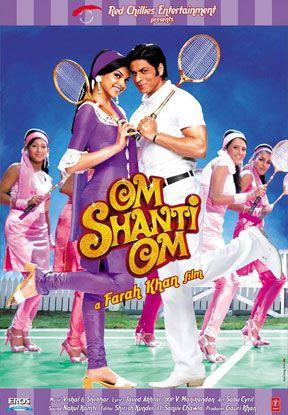 Om Shanti Om (2007) Movie Poster