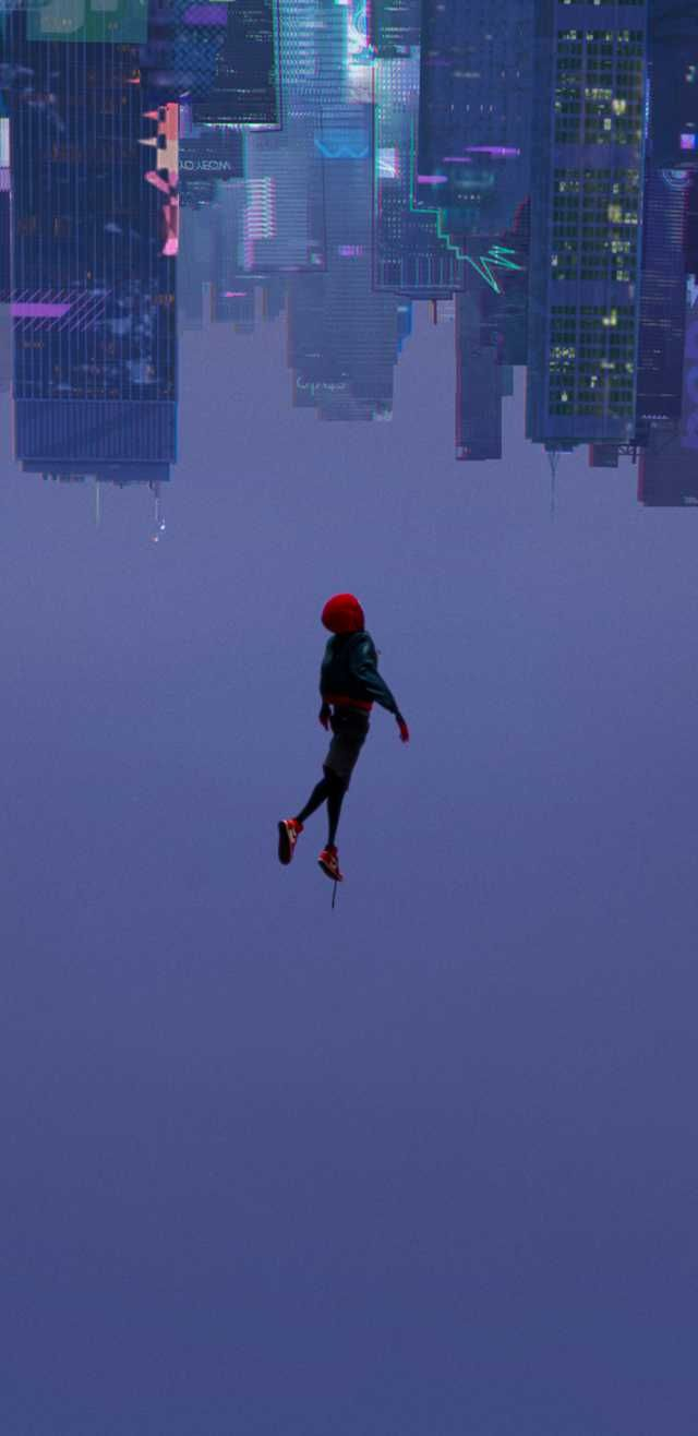 Spider Man Into The Spiderverse Wallpaper Marvel Wallpaper Man