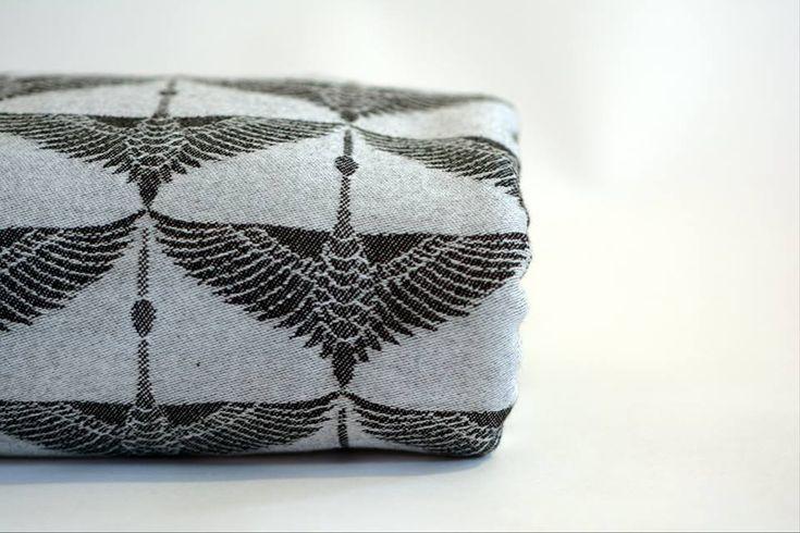 Ehawee Slings Cranes Monochrome  Wrap  Image