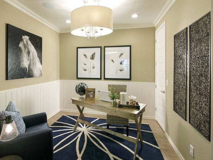 View This Great Home Office With Carpet U0026 Pendant Light. Discover U0026 Browse  Thousands Of Other Home Design Ideas On Zillow Digs.