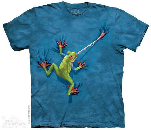 Frog Tongue Kids T-Shirt