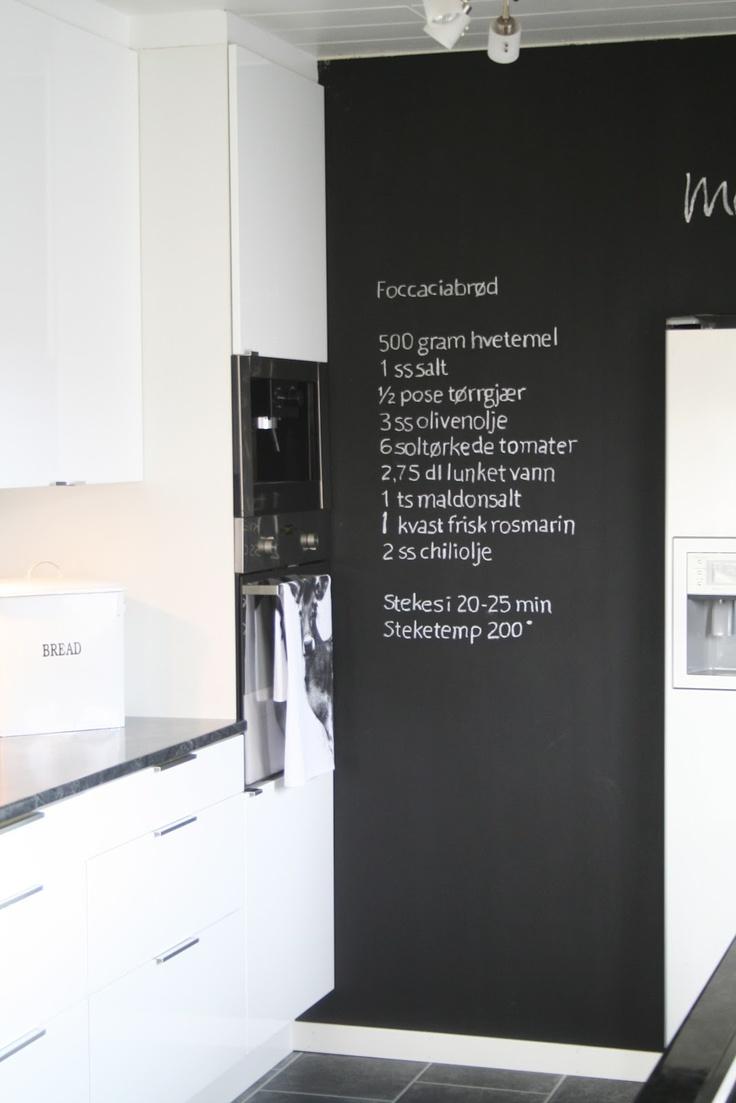 Bengtgarden: kjøkken