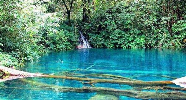 """Kaco Lake"" in Jambi, Indonesia -- http://bukanhanya.com/category/beauty-of-indonesia/"