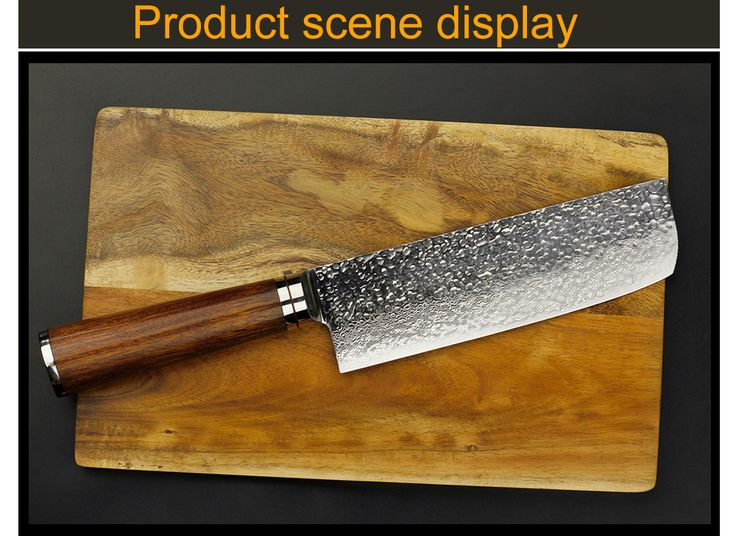 11 best Ideas for Damascus Steel Chef\'s Knives And Kitchen Knives ...