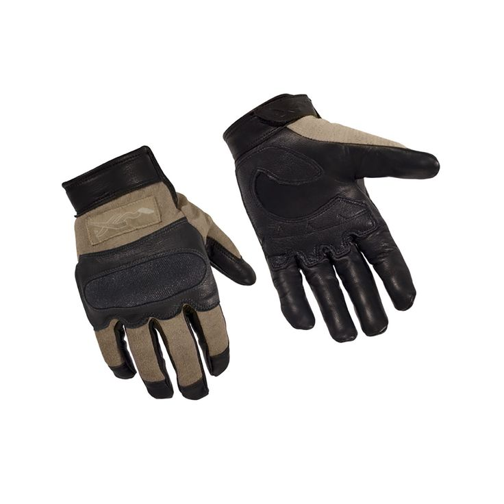 Тактические штурмовые перчатки Wiley X HYBRID G241