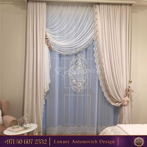 Beautiful & Luxury CurtainManufacturing of premium quality! Exclusive assortment! Welcome to our studio! We will offer the best options for your home! #antonovichdesign#luxuryantonovichdesign#curtains#curtainsdesign#curtainsdubai#luxuryvurtains#draperies#blind#fabrics#fabricsdubai#luxuryfabrics#textiledubai#highend#luxurydubai#DubaiUAE#tassel #curtaintassel#dubai - Architecture and Home Decor - Bedroom - Bathroom - Kitchen And Living Room Interior Design Decorating Ideas - #architecture…