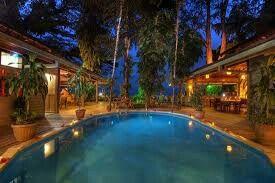 Walindi resort, PNG