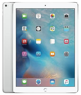 "New Apple iPad Pro 128GB 12.9"" 8MP iCloud Wi-Fi Tablet - Gray/Silver/Gold"