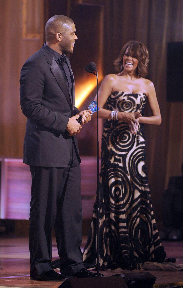 Filmmaker Tyler Perry Talks Whitney Houston Movie | AT2W