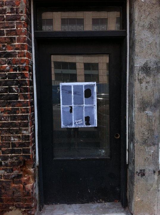 'broken window theory'
