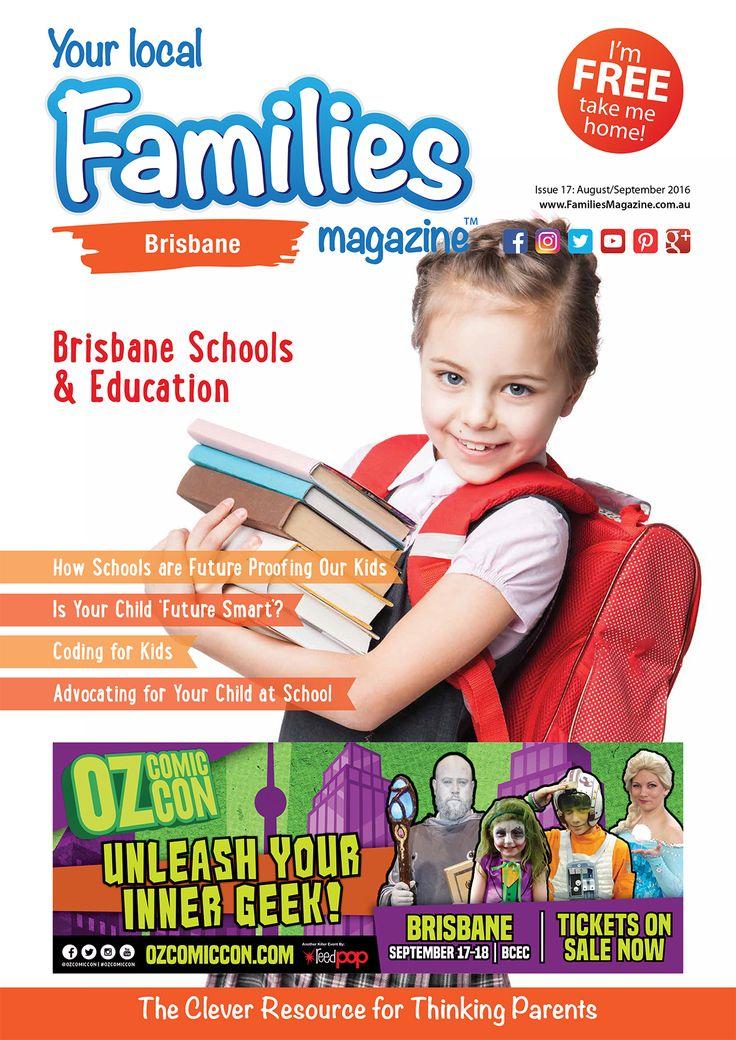 Issue 17 of Families Magazine - Brisbane!