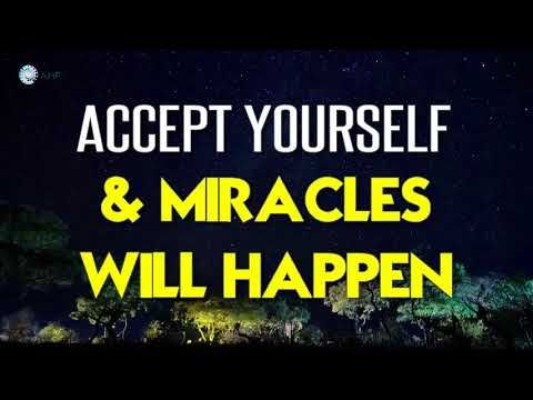 Abraham Hicks 2018 - Accept Yourself And Miracles Will Happen! - YouTube