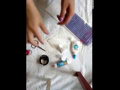 Видео как сделать ангела своими руками в домашних условиях