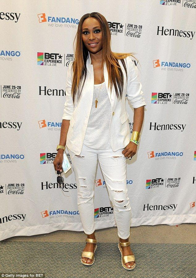 Cynthia Bailey reacts to NeNe Leakes' Real Housewives departure | Daily Mail Online