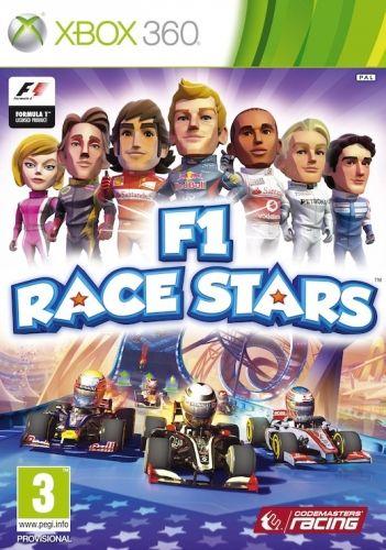 F1 Race Stars jest grą wyścigową, stworzoną specjalnie do zabawy w rodzinnym gronie. Produkcję przygotowało studio Codemasters Racing.