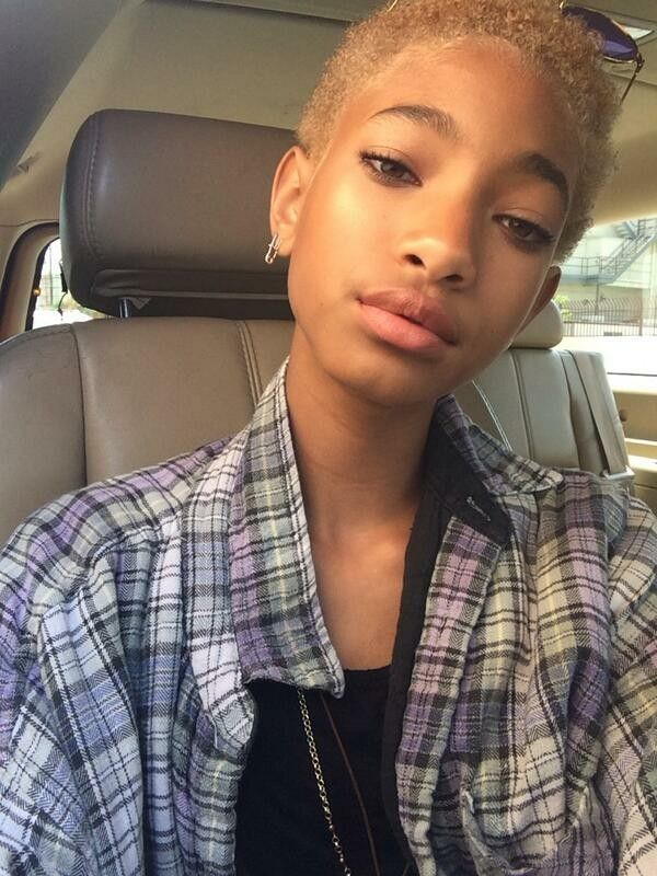 Willow Smith Willow Smith Natural Hair Styles Short Hair Styles