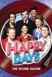 Happy Days - I think it was on Tuesday nights.  Loved that show so much we have all the DVDs that have been released.