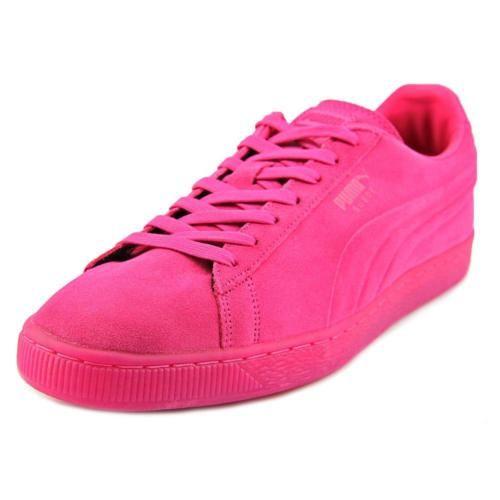 Puma Sneakers Suede Pink