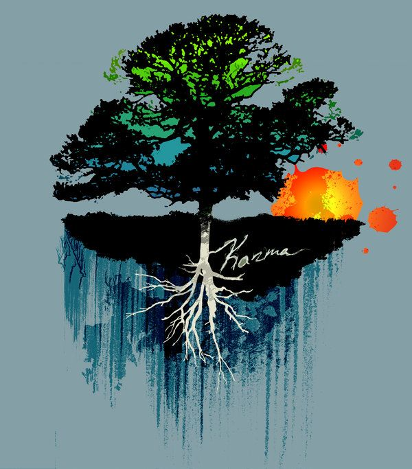 tree of life, as a tattoo?