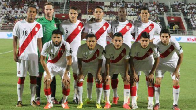 Perú - Copa América   Deportes 13