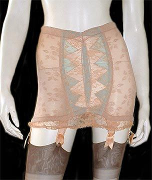 softcore pictures girdles garter belts