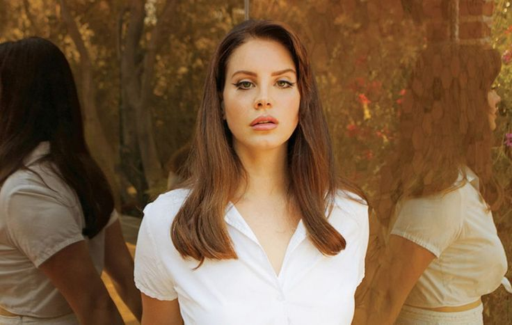 Lana Del Rey shares 'Lust For Life' album cover - NME