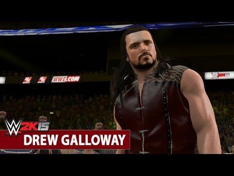 WWE 2K15 Community Showcase: Drew Galloway (PlayStation 4)