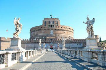 ローマ、サンタンジェロ城国立博物館の入場券