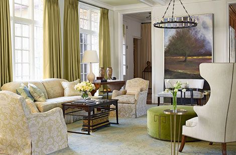 New Home with Traditional Southern Design and Hospitality ...