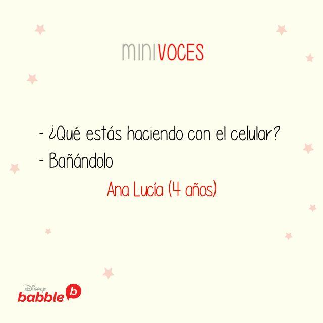 Disney Babble - Mini Voces