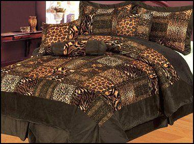 Beautiful Safari Bedroom Decor Ideas - Decorating Design Ideas ...