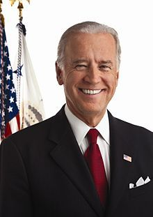 "Joseph Robinette ""Joe"" Biden, Jr. (/ˈdʒoʊsɨf rɒbɨˈnɛt ˈbaɪdən/; born November 20, 1942) is the 47th and current Vice President of the United States, jointly elected twice with President Barack Obama and in office since 2009. A member of the Democratic Party, Biden served as a United States Senator from Delaware from 1973 until 2009."