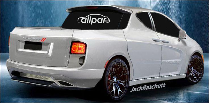 Dakota lifestyle pickup...aka the Gladiator concept truck.