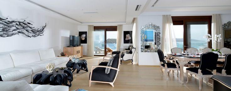 Elounda Island View hotel at Crete, Greece - interior