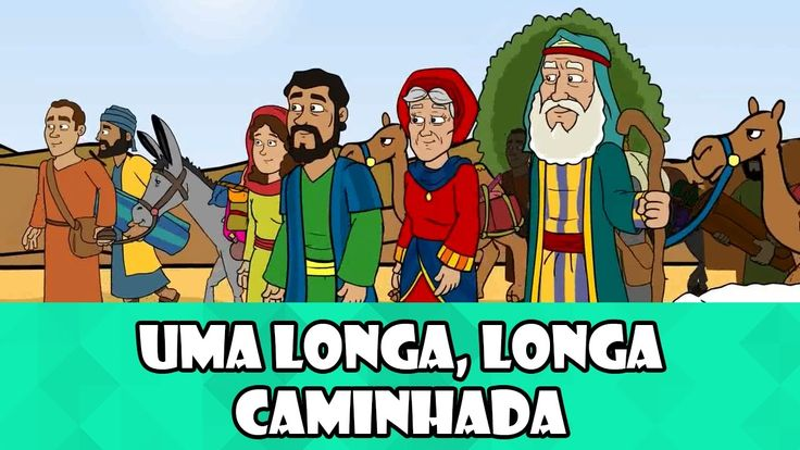 Uma longa, longa jornada - Episódio 2