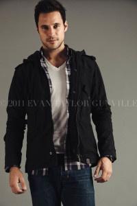 Model: Anthony Gomez Photographer: Evan Taylor Gunville
