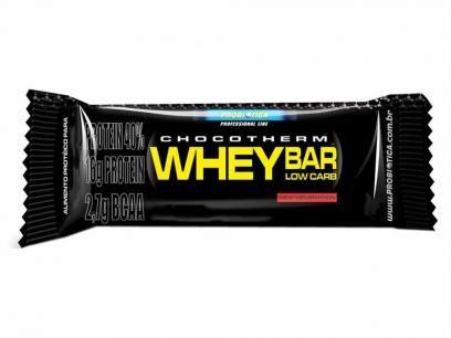 Barra de Cereal Whey Bar Low Carb 40g - Probiótica com as melhores condições você encontra no Magazine Casadaprosperida. Confira!