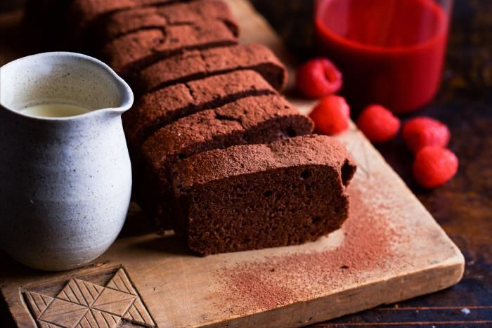 Fluffy Chocolate Cake Thermomix