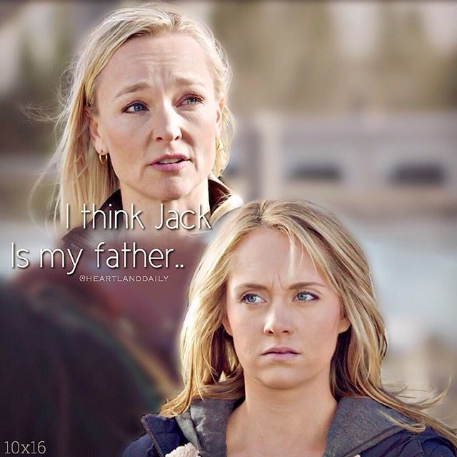 #qotd What's your biggest fear?  •  #heartland #cbc #hl #amyfleming #ambermarshall #karimatchett