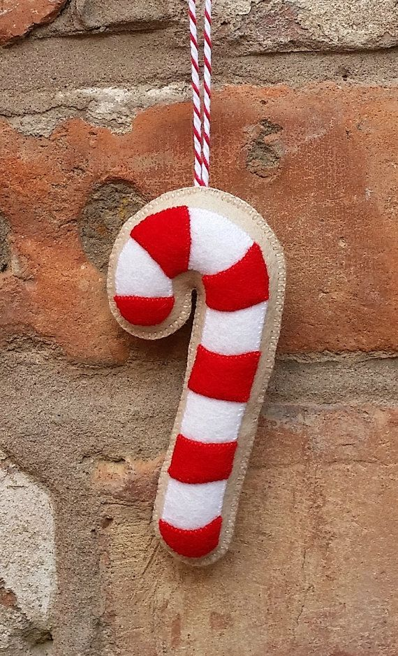 Hey, I found this really awesome Etsy listing at https://www.etsy.com/listing/242528384/felt-christmas-candy-cane-biscuit