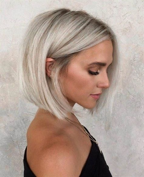 Corte de pelo coche – todo tipo (fotos) bob corte de pelo 2018 bob #La … cabello corto